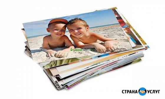 Печать фото, визиток, календарей. На футболках Ижевск