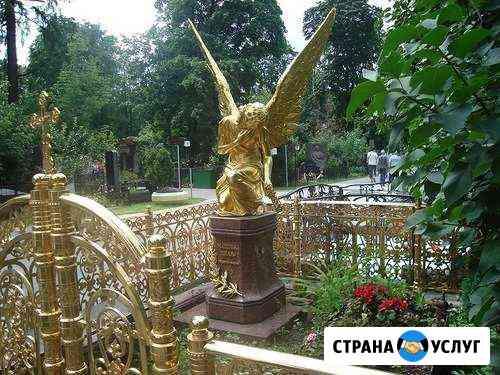 Благоустройство могил Липецк
