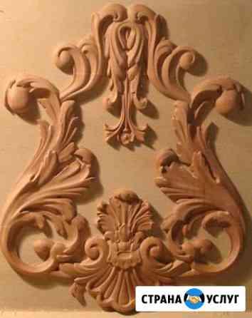Фрезеровка изделий из дерева на чпу станке Мурманск