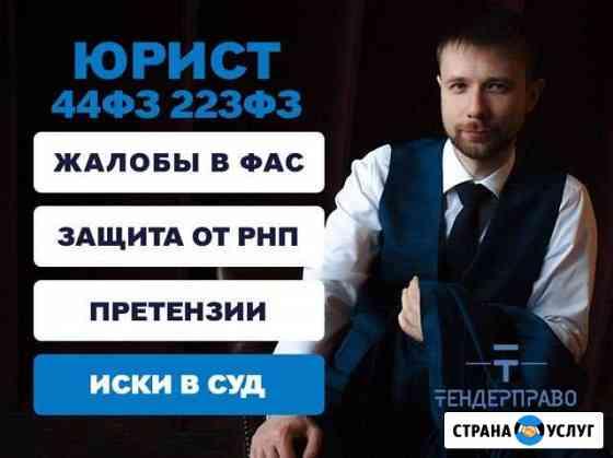 Юрист по госзакупкам, 44-фз, рнп Псков