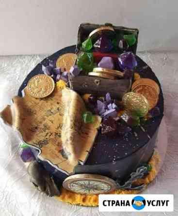 Десерты, торты, капкейки Обнинск