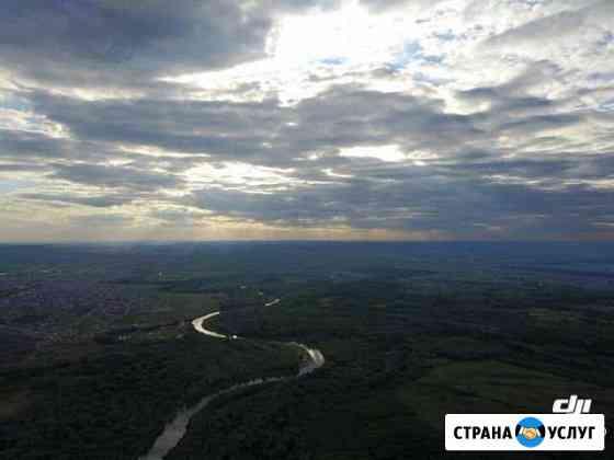 Съемка с высоты Оренбург