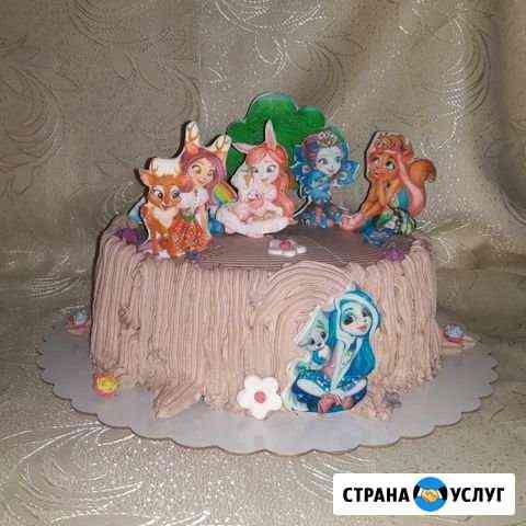 Торты на заказ Курск