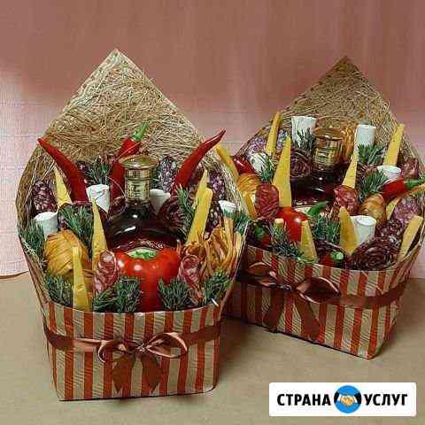 Вкусные букеты Шуя