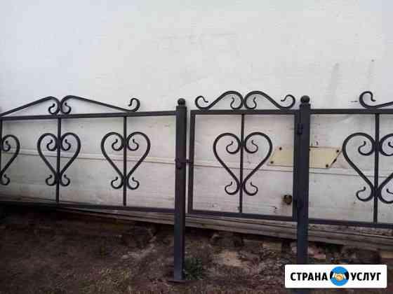 Ритуальная оградка Вельск
