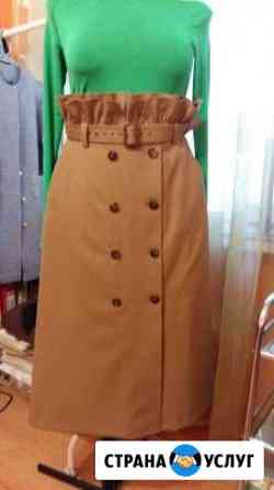 Швея. Мастер по пошиву женской одежды Нижний Новгород