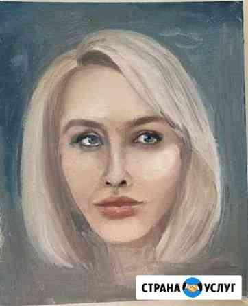Портрет по фото на заказ Чебоксары