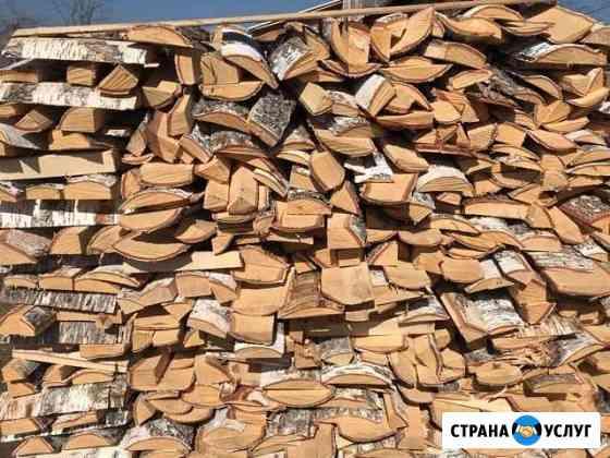Березовые дрова Абакан