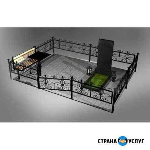 Памятники Омск