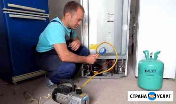 Ремонт бытовых холодильников Сыктывкар