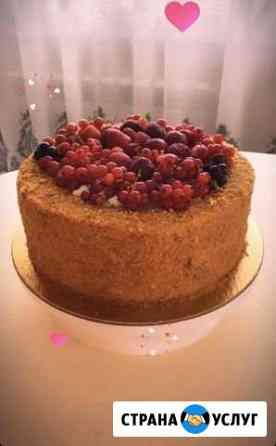Торт медовый Белгород