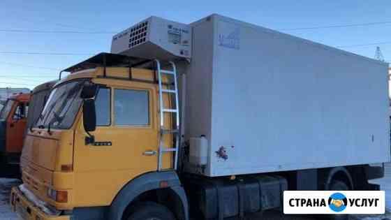 Перевозки грузов Магадан