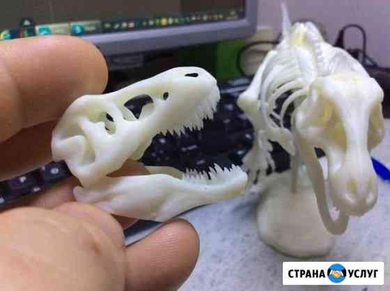 3D Печать Мурманск