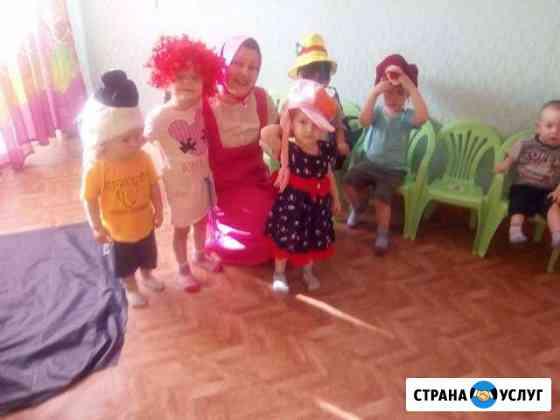 Частный мини детский сад Услуги няни Чита
