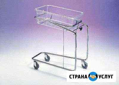 Кроватка-люлька, как в роддоме. Прокат Ульяновск