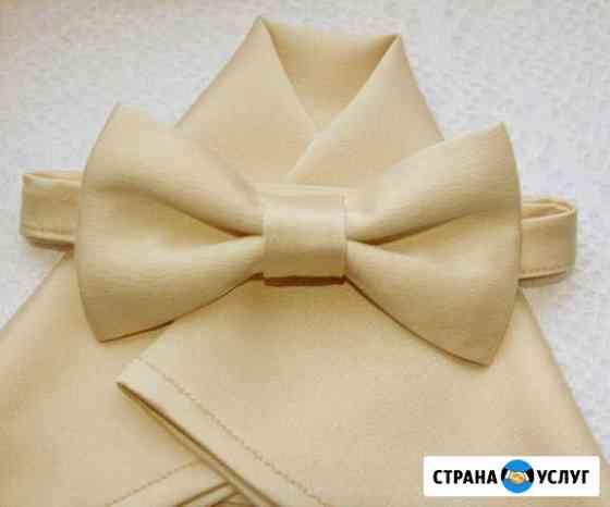 Бабочка-галстук в наличии и на заказ Сыктывкар
