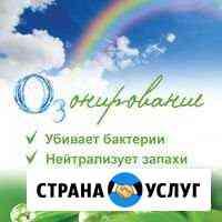 Обработка озоном, уничтожение вирусов и неприятных Саяногорск