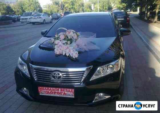 Аренда авто на свадьбу Элиста