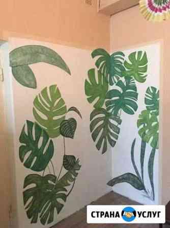 Роспись стен Иваново