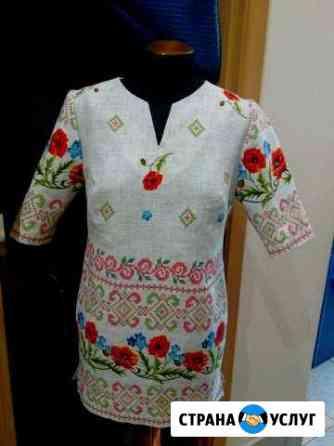 Пошив и ремонт женской и детской одежды Ярославль