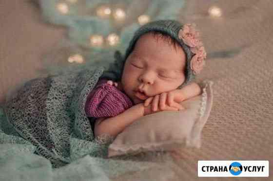 Фотограф новорожденных Рязань