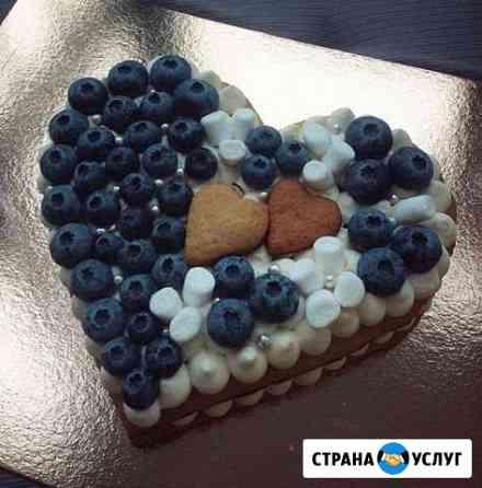 Торты, капкейки, трайфлы на заказ Нижний Новгород