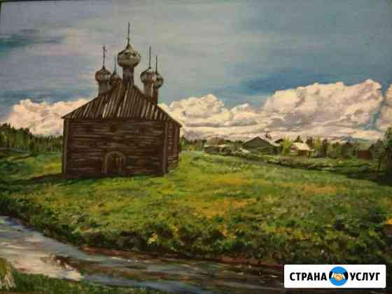 Картины на заказ, живопись Череповец