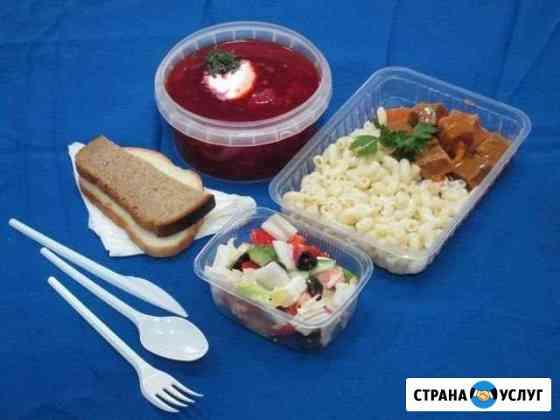 Комплексные обеды Медвенка