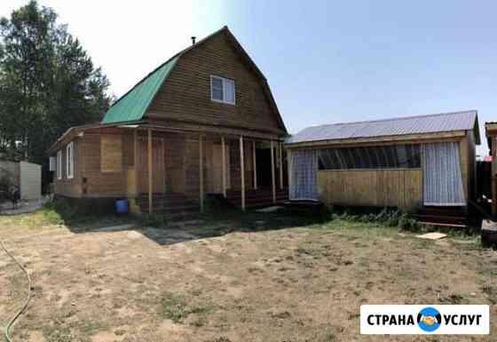 Гостевой дом в Максимихе Усть-Баргузин