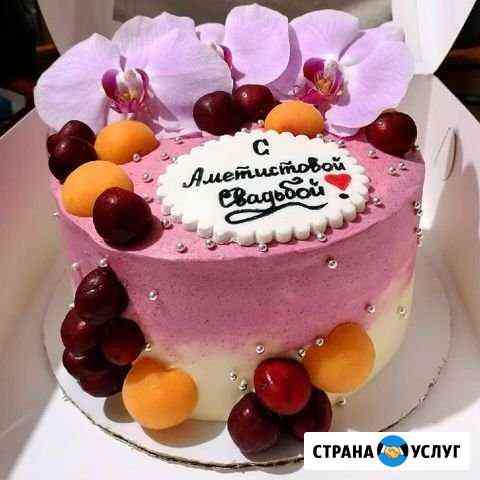 Капкейки, торты на заказ Брянск