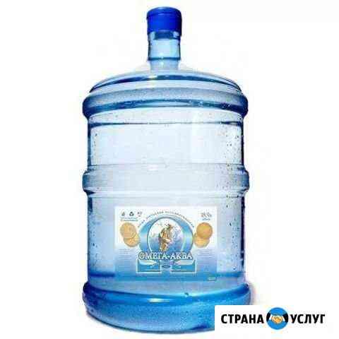 Доставка воды Омега Аква Нижний Новгород