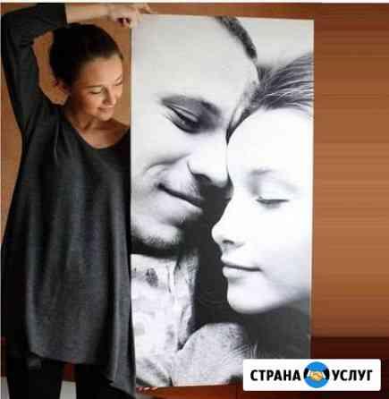 Изготовление модульных картин по фото Череповец
