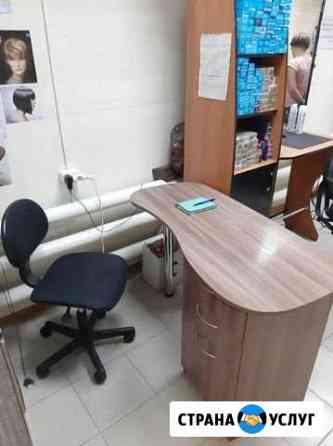 Место в парикмахерской для мастера маникюра Тара
