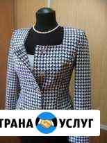 Пошив одежды на заказ Тамбов