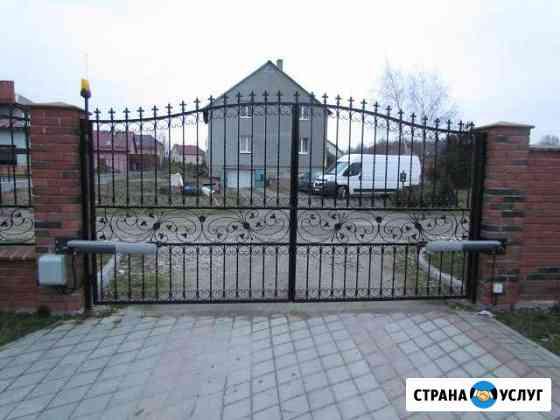Автоматика на ворота Калининград