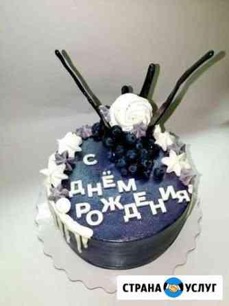 Торты и пирожные на заказ Гагарин