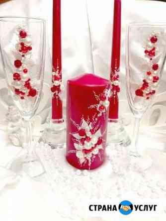 Свадебные аксессуары готовые и на заказ Томск