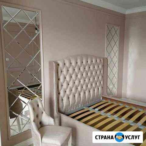 Изготовление и перетяжка мягкой мебели Улан-Удэ