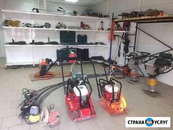 Прокат строительных инструментов Губкинский