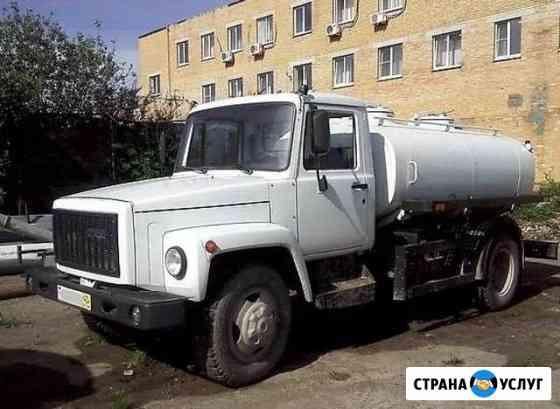 Водовозка. Доставка питьевой воды Нижневартовск