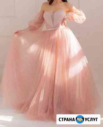 Индивидуальный пошив свадебных платьев Йошкар-Ола
