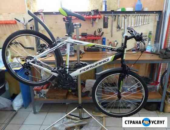 Профессиональный ремонт любых велосипедов Кузнецк