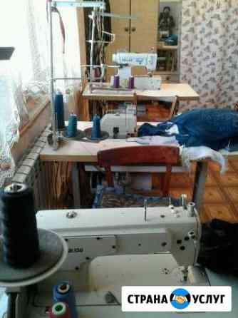 Ремонт одежды, сшивальщица Черкесск