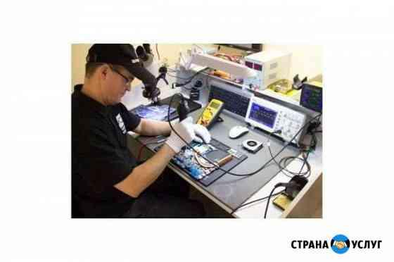 Ремонт компьютеров ноутбуков Мурманск
