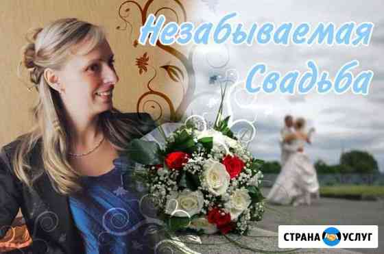 Ведущая и ди-джей на ваше торжество опыт 10 лет Вологда