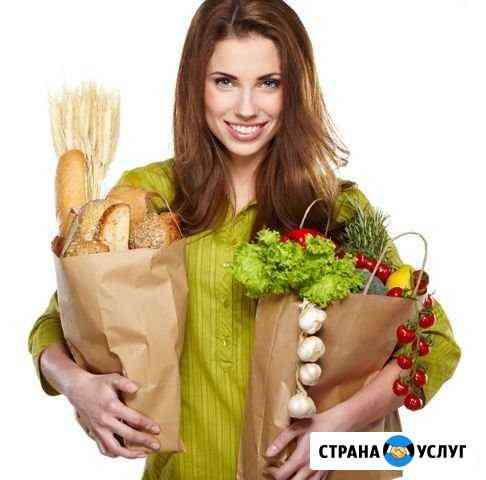 Доставка продуктов, товаров, лекарств и т.д Курьер Краснодар