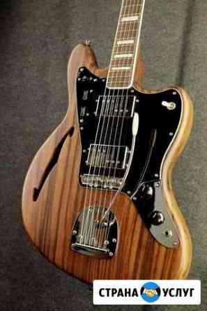 Обслуживание гитар Петушки