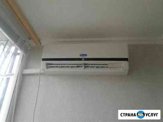 Установка и ремонт кондиционеров Воронеж