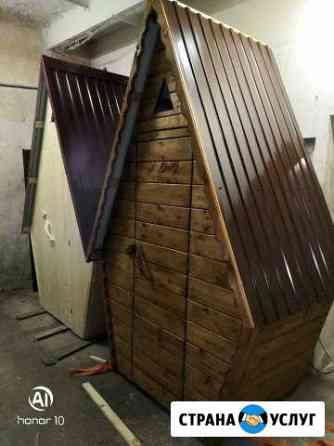 Изготовление дачных туалетов Магадан