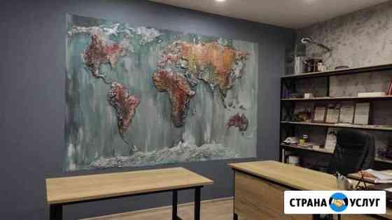 Роспись стен Липецк